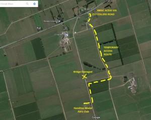 HMAC Access Track